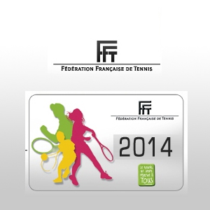 Licence FFT 2014