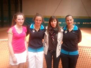TCAPM - Equipe 1 Dames 2014