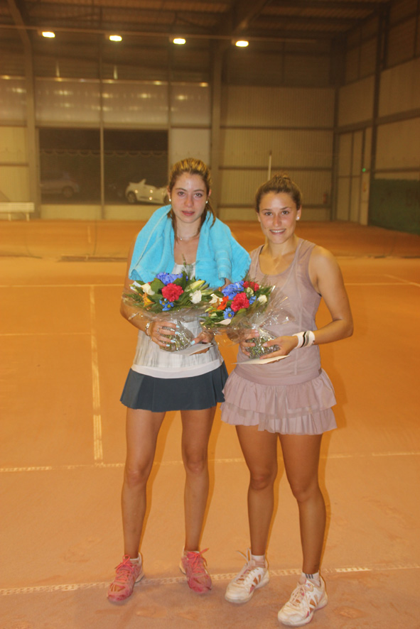 TCAPM - Finalistes Dames Open 2015