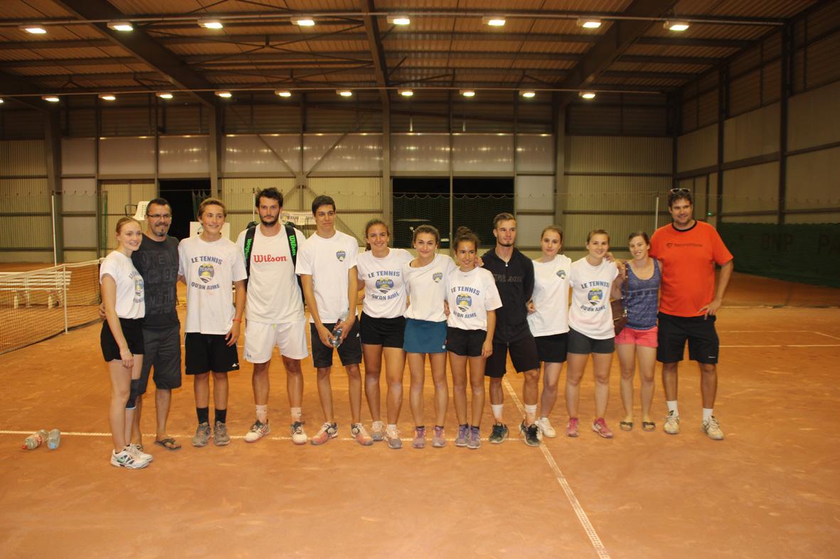 TCAPM - Finalistes hommes Open 2015